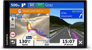 GPS Camping Car Garmin Camper 780 EU MT-D