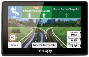 GPS Camping car Mappy GPS